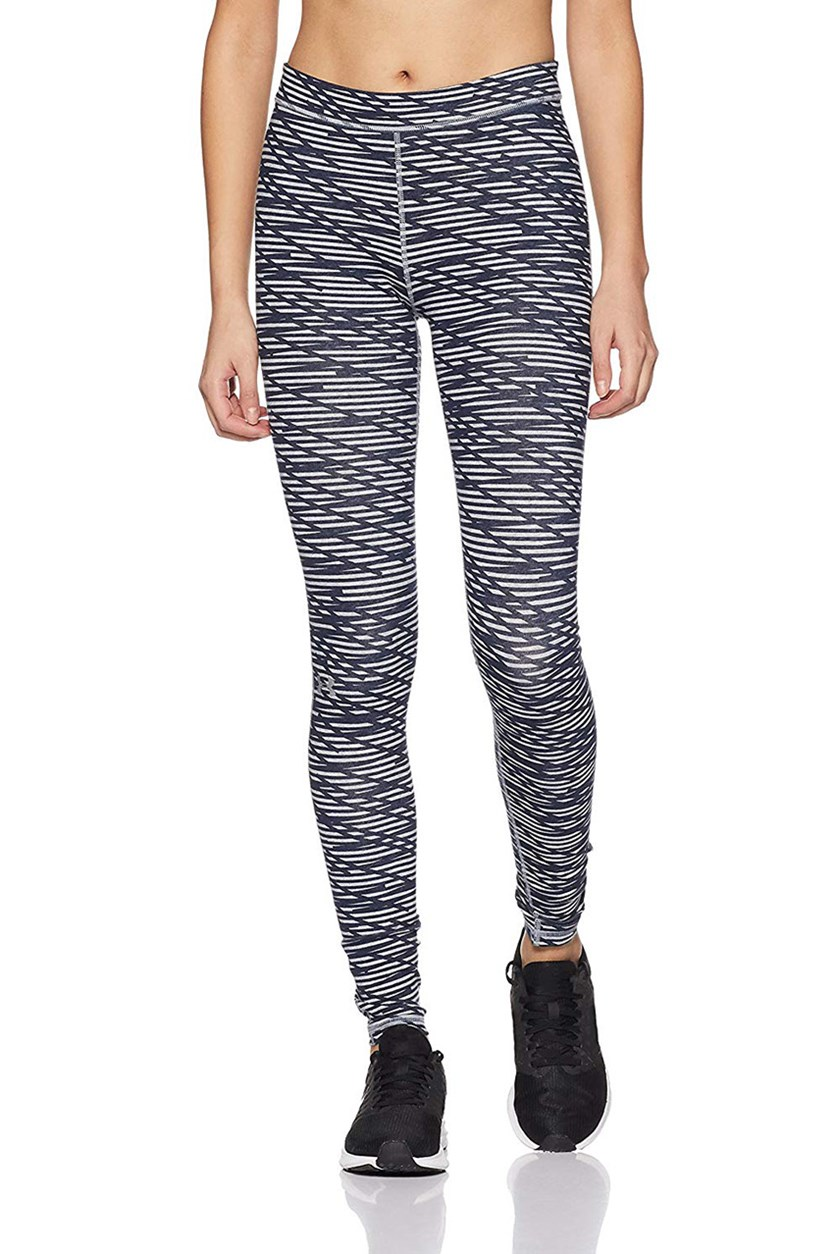 Women's UA Favorite Leggings, Navy/Grey