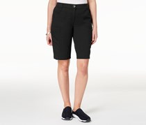 Karen Scott Women's Short, Deep Black
