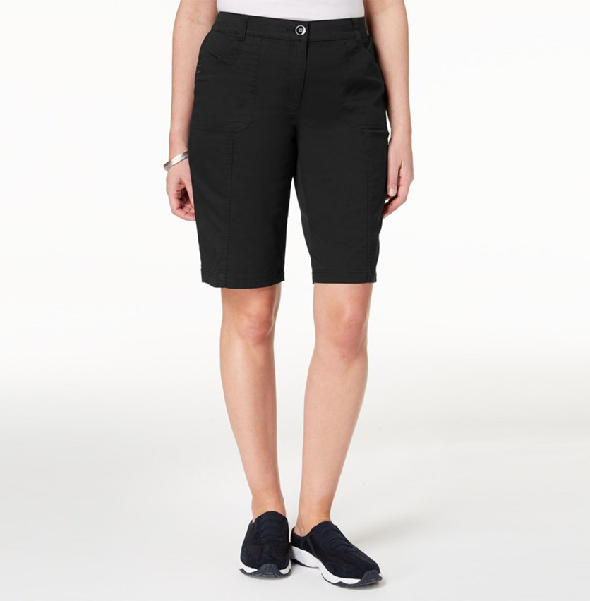 Women's Short, Deep Black