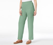 Alfred Dunner Daydreamer Proportioned Pants, Mint