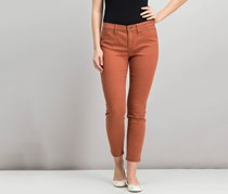 Lakeview Denim Alex Colored Jeans, Rust