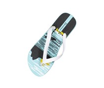 Women Ipanema Clas Urbana Masc Slippers, Aqua/White