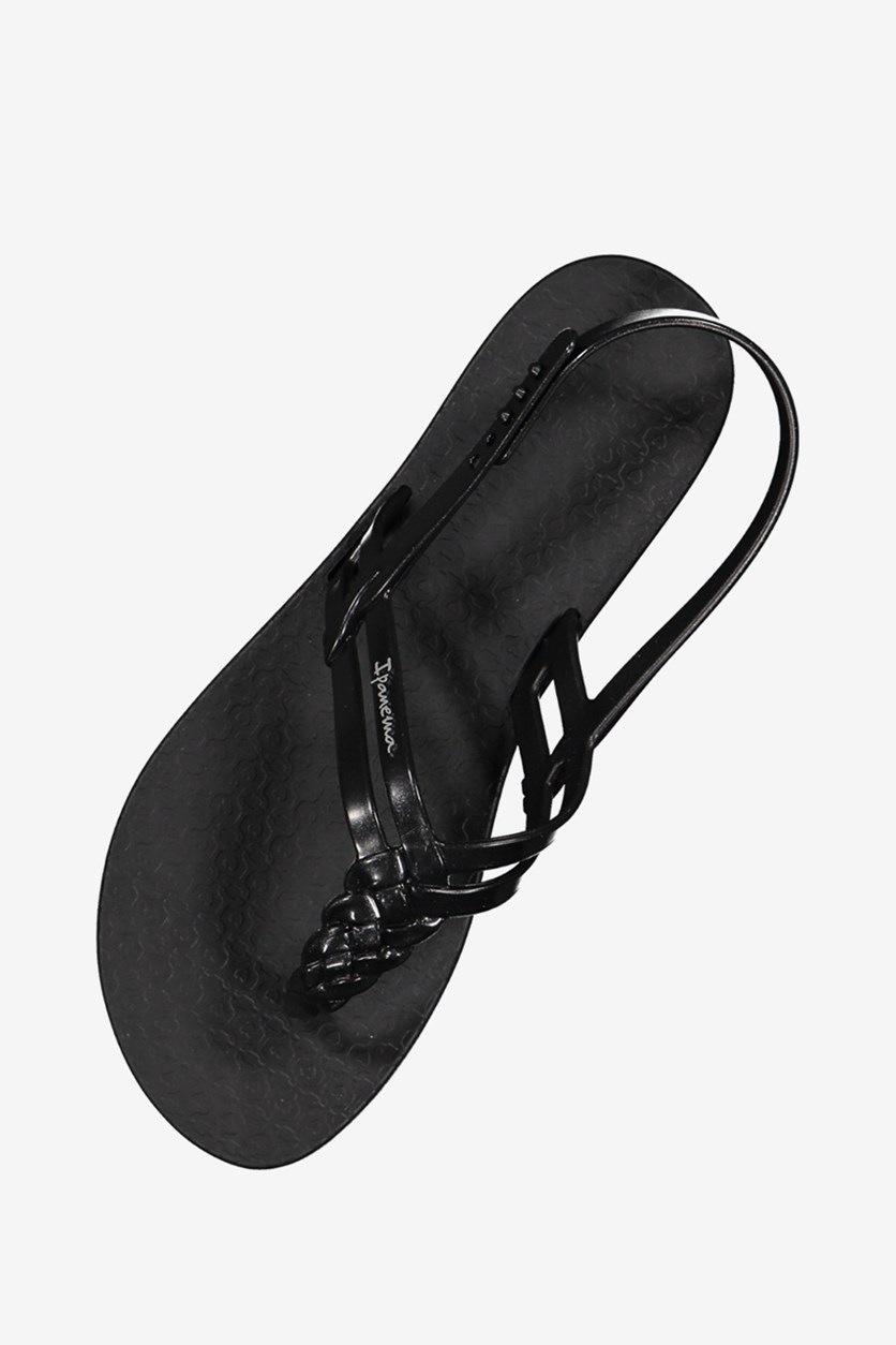 Women Ipanema Mais Salome Sandals, Black