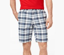 Dockers Mens The Perfect Shorts, Blue Plaid