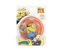IMC Toys Despicable Me Carl Splashers Toys, Yellow/Blue