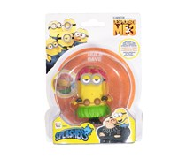 IMC Toys Despicable Me 3 Hula Dave Splashers Bath Toys, Yellow/Green Combo