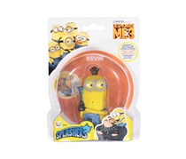 IMC Toys Despicable Me 3 Kevin Splashers Bath Toys, Yellow/Blue