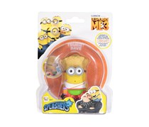 IMC Toys Despicable Me 3 Tourist Dave Splashers Bath Toys, Yellow Combo