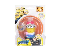 IMC Toys Despicable Me 3 Tourist Jerry Splashers Bath Toys, Yellow/White Combo