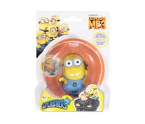 Despicable Me 3 Tom  Splashers Bath Toys, Yellow/Blue