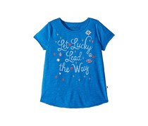 Lucky Brand Girls Top, Palance Blue