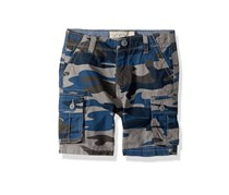 Lucky Brand Cargo Short, Blue Camo