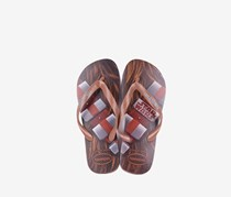 Havaianas Men's Star Wars Slipper, Brown