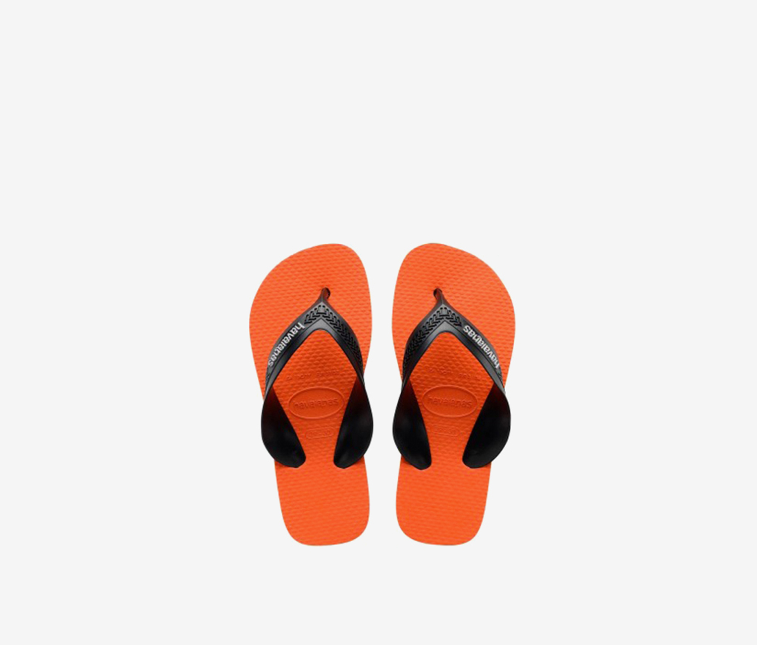 Havaianas Kids Slipper, Orange/Black