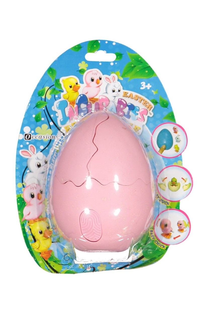 Rehatchable Toys, Pink