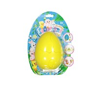 Incubabies Rehatchable Toys, Yellow