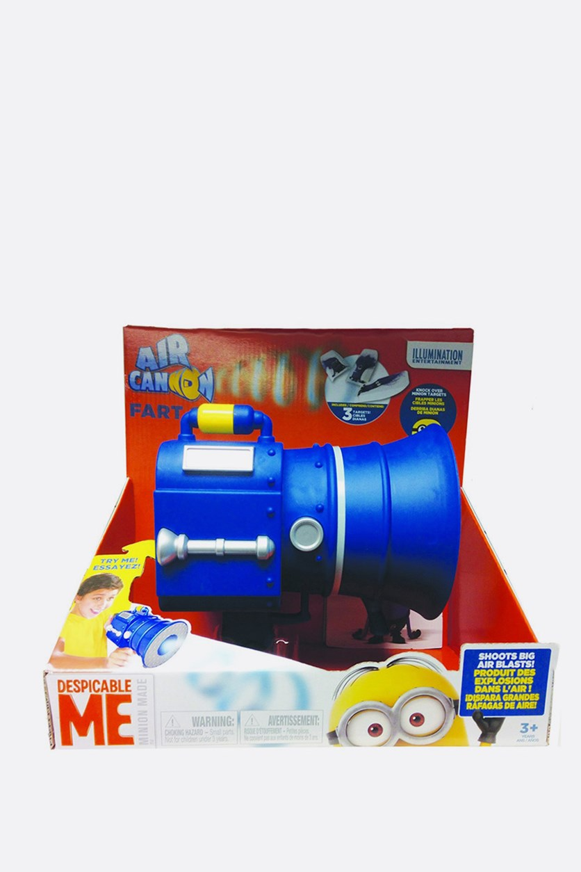Fart Gun Toy, Blue Combo