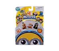 Despicable Me Cro-Minion & Hazmat Minion, Orange/Yellow