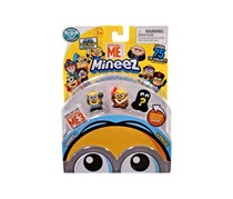 Despicable Me 1 Masher Minion & Bored Silly Bob, Yellow/Brown/Blue
