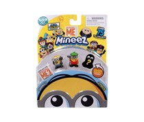 Despicable Me 1 Masher Minion & Hole in One Minion, Yellow/Blue/Green
