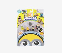 Despicable Me Deluxe Character 6 Pack, Yellow Combo