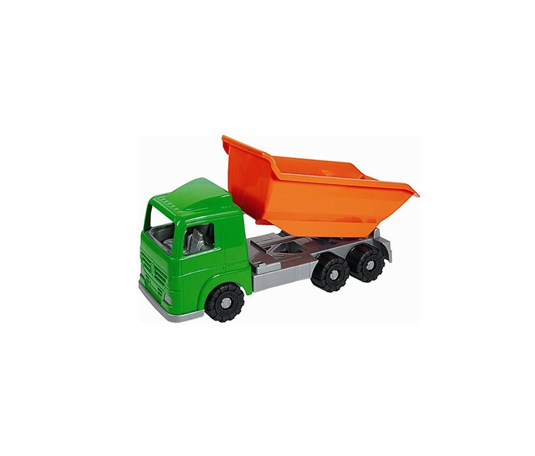 Truck Sand Millennium, Orange/Green