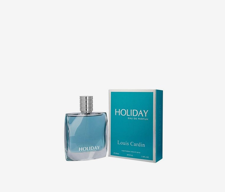 Holiday For Men Eau de Parfum, 100 ml