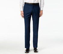 Inc Men's Customizable Tuxedo Pants, Navy