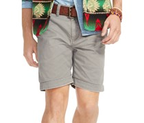 Polo Ralph Lauren Relaxed-Fit Twill Surplus Short, Gray