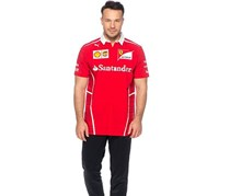 Puma Team Shirt Rosso Corsa, Red