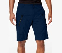 INC Men's Cargo Shorts, Basic Navy
