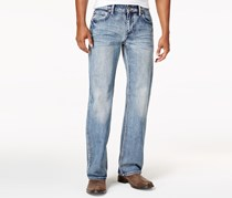 International Concepts Men's Wyoming Jeans, Light Wash