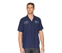 Lucky Brand Men's Anywhere Else Shirt, Navy