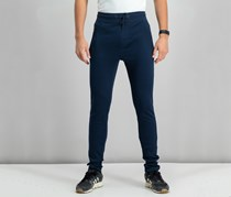 Tahari Sports Men's Gannon Men's Jogger Pants, Navy Blue