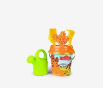 Smony The Lion Guard Sea Bucket with Accessories, Orange/Yellow/Green