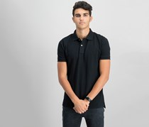 Tahari Sports Men's Polo Shirt, Black