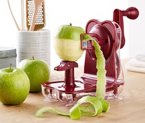 Apple Peeler, Maroon
