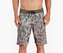 Volcom Men's Plasm Athletic-Fit Military, Green