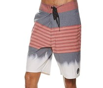 Volcom Men's Threezy Board Shorts, Navy/Orange