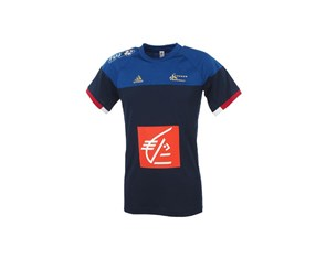 Adidas Men's France Tee, Conavy