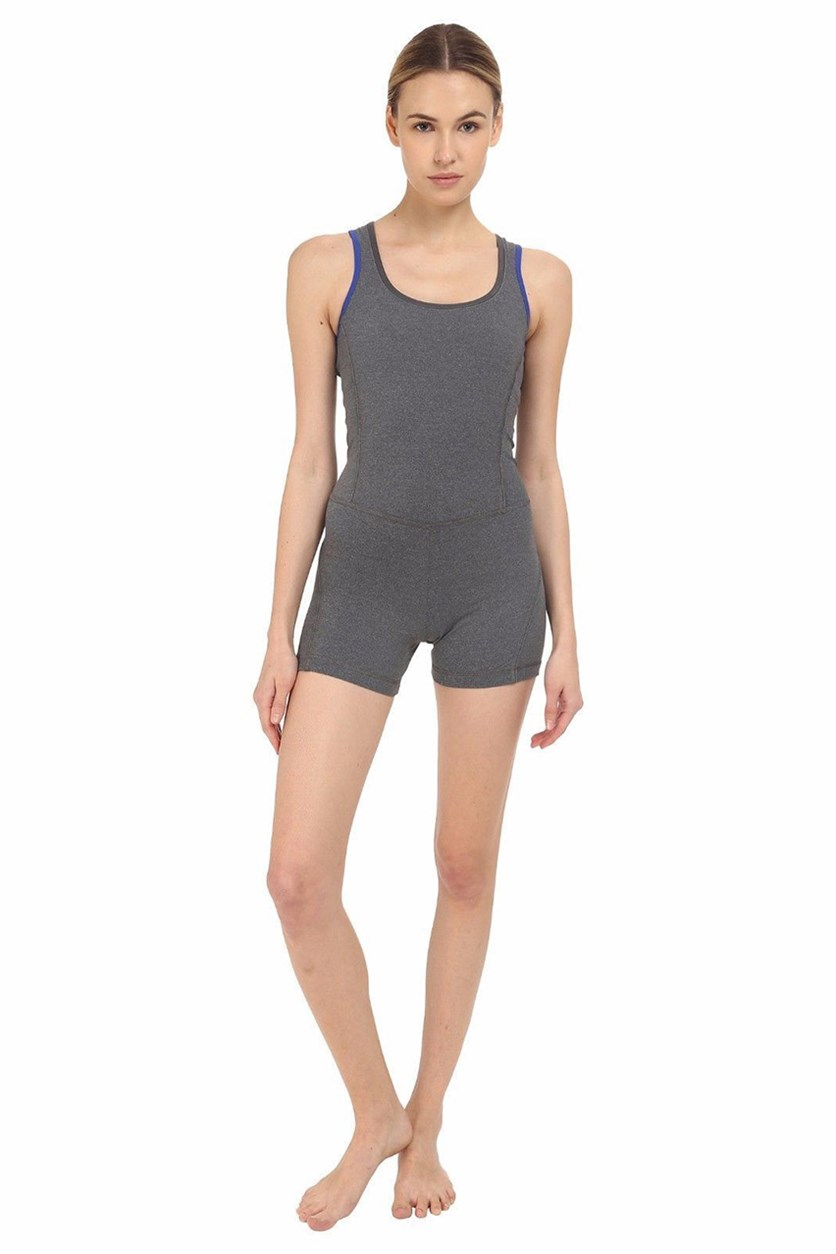Stella Mccartney Onesie Activewear Training Suit, Grey