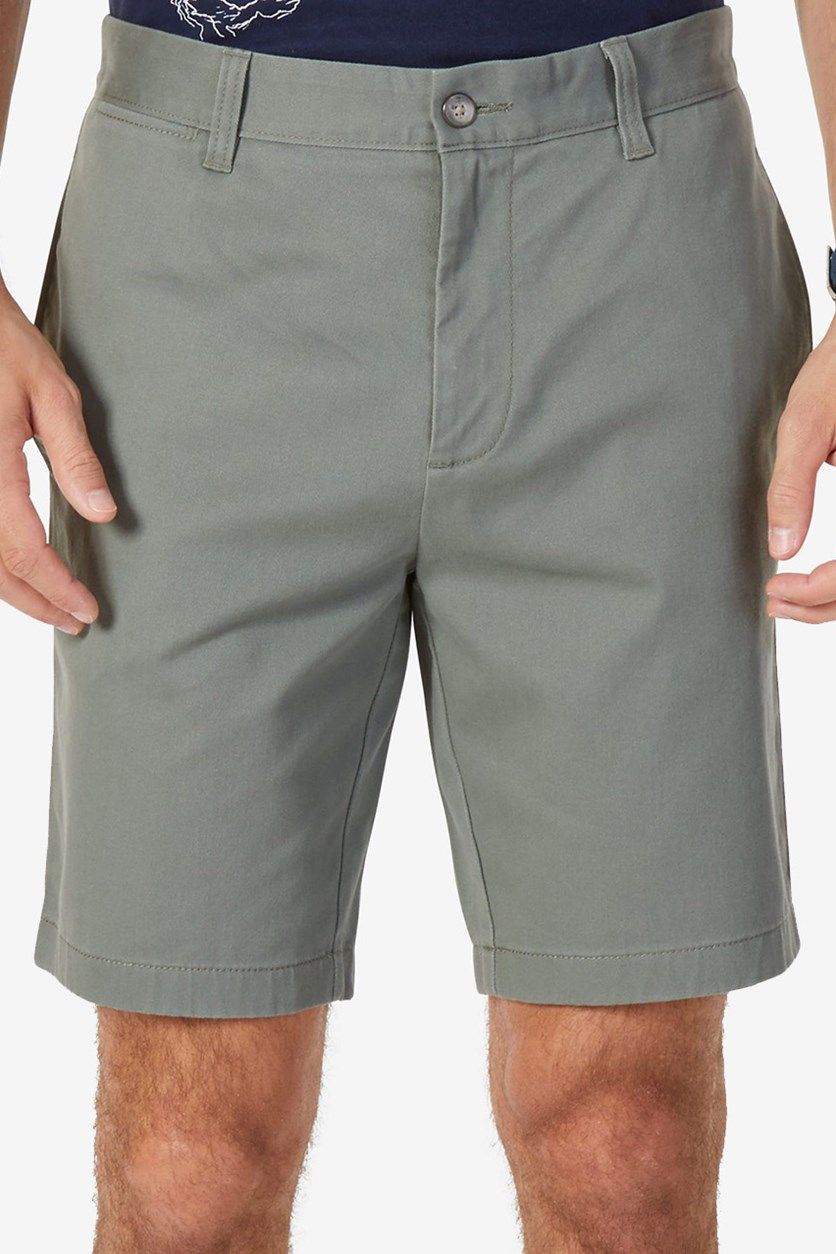 Men's Slim-Fit 9 Shorts, Hills Grove