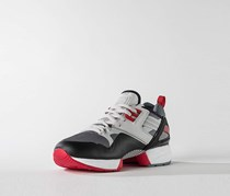 Reebok Graphlite Road Casual Shoes, Dust/Steel/Red/Black