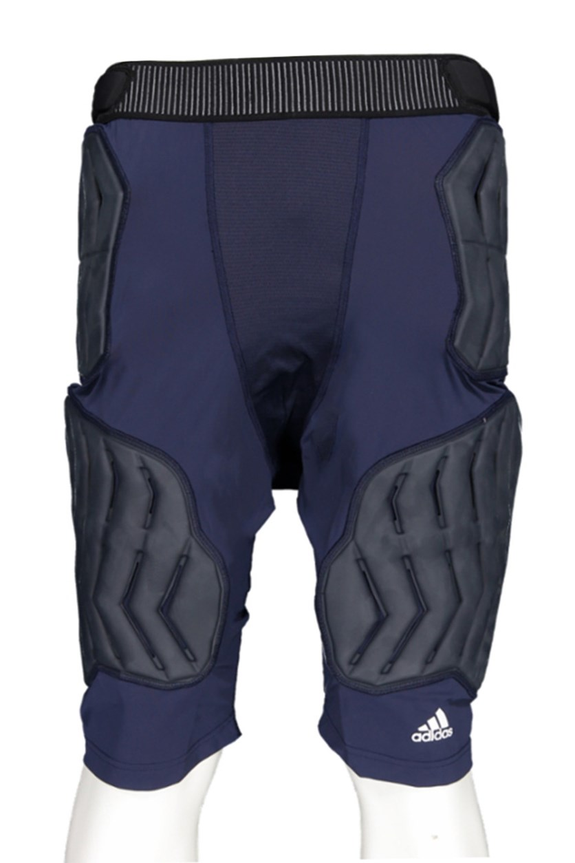 Climate Techfit Compression Football Padded Short, Navy