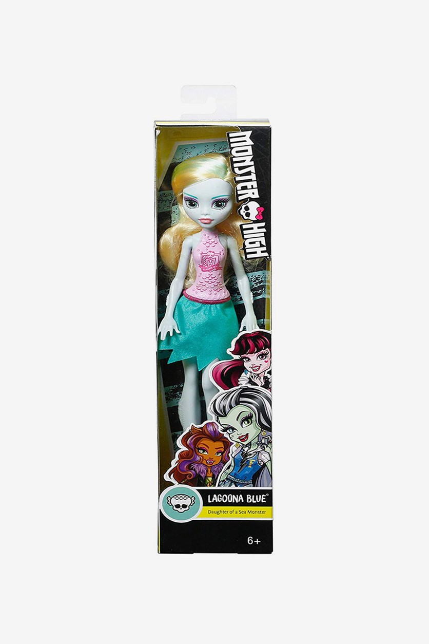 Cheerleading Lagoona Doll, Combo