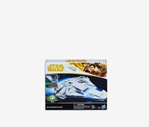 Star Wars Force Link 2.0 Millennium Falcon with Escape Craft, Blue Combo