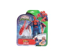 Kids Sling Shot Heroes Toys, Red