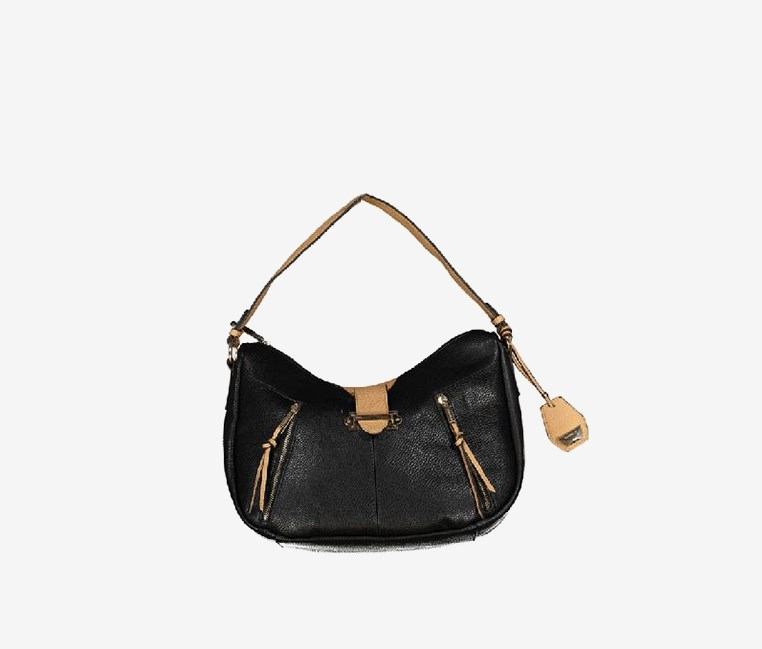 Women's Wellington Hobo Bags, Black