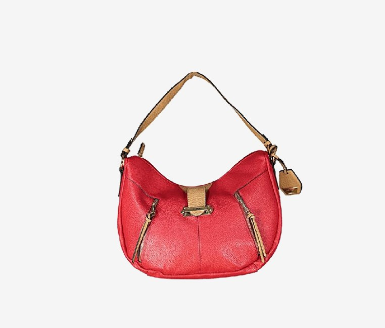 Women's Wellington Hobo Bags, Red