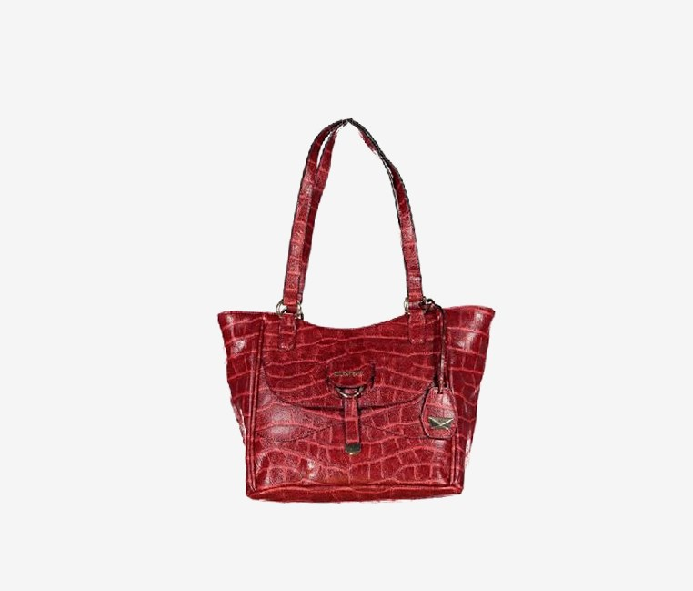 Women's Holmes Tote, Burgundy/Red